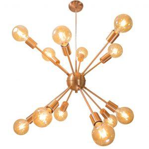 9331 - pendente-sputnik-atom-cobre-escovado-12lamp-carbono-st598-