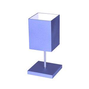 Abajur quadratus mini azul